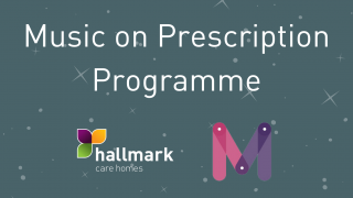 Arlington Manor and Banstead Manor launch Musician on Prescription Programme