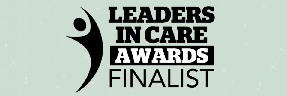 Hallmark shortlisted for three Leaders in Care Awards