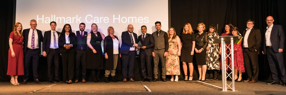 Hallmark named Care Home Provider of the Year