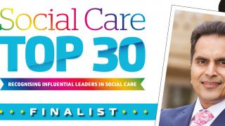 Avnish Goyal named in Social Care Top 30 Awards
